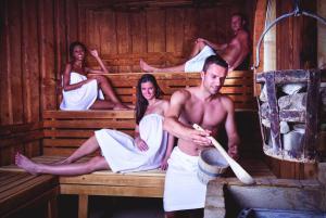 Wellness Hotel Babylon, Szállodák  Liberec - big - 61