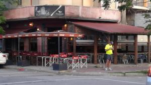 Balcony into Buceo Beach, Ferienwohnungen  Montevideo - big - 54