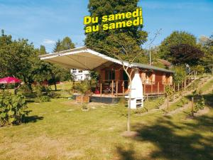Location gîte, chambres d'hotes Chalet Loire proche Sancerre dans le département Nièvre 58