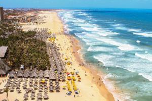 Hotel Praia 2000, Szállodák  Fortaleza - big - 5