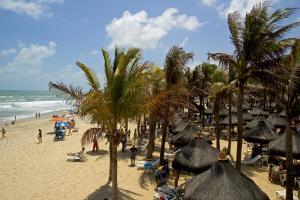Hotel Praia 2000, Szállodák  Fortaleza - big - 18