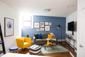 obrázek - One-Bedroom on N Margin Street Apt 1