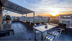 Apartmán Mega Penthouse Unirii Bukurešť Rumunsko