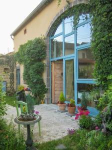 Chambres d'hôtes le Peyroux - Accommodation - Montcel