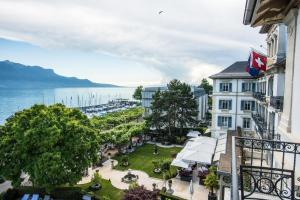 Accommodation in Vevey