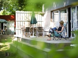 Location gîte, chambres d'hotes Huttopia de Wattwiller dans le département Haut Rhin 68