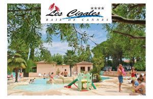 Location gîte, chambres d'hotes Camping Les Cigales dans le département Alpes maritimes 6