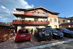 Aplend Bed & Breakfast Júlia - Hotel - Tatranská Lomnica
