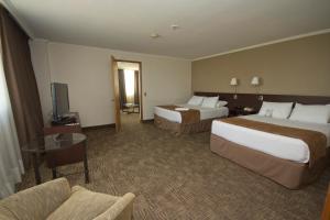 Hotel Director Vitacura, Hotely  Santiago - big - 56