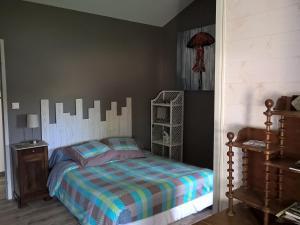 Entre Marais et Gatine, Bed & Breakfast  Saint-Pompain - big - 11