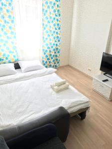 Апартаменты на Новоселках 4, Апартаменты  Ивантеевка - big - 1