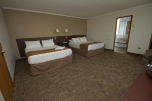 Hotel Director Vitacura, Hotely  Santiago - big - 57