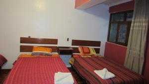 Vacahouse 2 Eco-Hostel, Hostelek  Huaraz - big - 38