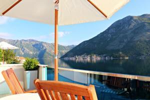 4 star apartma Apartment MiraMare Kotor Črna gora