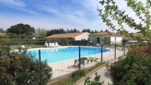 Location gîte, chambres d'hotes VVF Villages « Les Cigales du Gard » Mejannes-le-Clap dans le département Gard 30