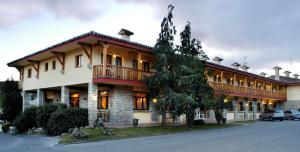 Hotel Rural Spa & Wellness Hacienda Los Robles - Puerto Navacerrada