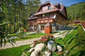 Pensiune Penzión Harmónia Tatranská Kotlina Slovacia
