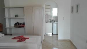 Green House, Affittacamere  Himare - big - 28