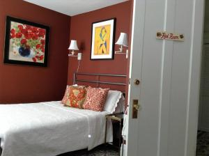 My Rosegarden Guest Rooms, Bed and breakfasts  San Francisco - big - 11