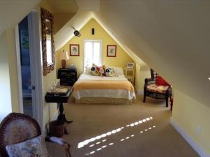 My Rosegarden Guest Rooms, Bed and breakfasts  San Francisco - big - 6