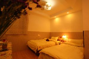 Dengba International Youth Hostel Jinan Branch, Хостелы  Цзинань - big - 6