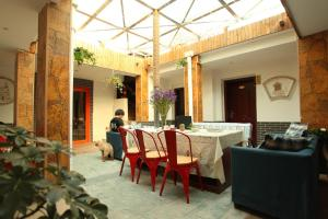Dengba International Youth Hostel Jinan Branch, Хостелы  Цзинань - big - 88
