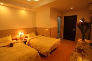 Dengba International Youth Hostel Jinan Branch, Хостелы  Цзинань - big - 4