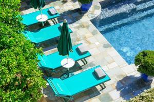 Location gîte, chambres d'hotes Demeure Castel Brando Hôtel & Spa dans le département Corse du Sud 2a