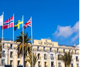 Hôtel Le Royal Promenade des Anglais, Hotels  Nizza - big - 72