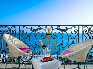 Hôtel Le Royal Promenade des Anglais, Hotel  Nice - big - 39