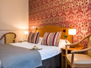 Hôtel Le Royal Promenade des Anglais, Hotel  Nice - big - 36