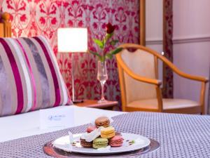 Hôtel Le Royal Promenade des Anglais, Hotel  Nice - big - 42