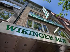 Centrum Hotel Wikinger Hof Hamburg, Гостевые дома  Гамбург - big - 48
