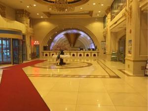 Albergues - Manzhouli Port International Hotel