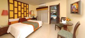 Radisson Blu Resort, Sharjah, Resorts  Schardscha - big - 48