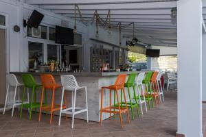 Evelin Hotel, Residence  Platanias - big - 26