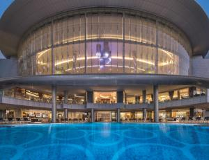 Jumeirah at Etihad Towers Residence, Абу-Даби