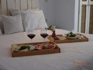 The Saint Vlassis, Hotels  Naxos Chora - big - 134