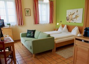 ad vineas Gästehaus Nikolaihof-Hotel Garni, Отели  Маутерн - big - 5