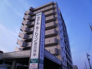 Auberges de jeunesse - Hotel Route-Inn Toyotajinnaka