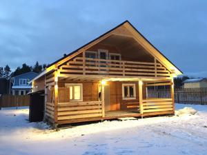 Cottage Tsarstvo Gluharia - Snegirëvka