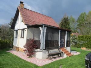 Accommodation in Borovany