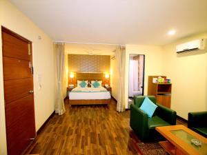 Hotel Crestwood, Hotels  Kalkutta - big - 33