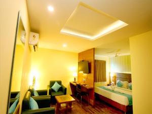 Hotel Crestwood, Hotels  Kalkutta - big - 31