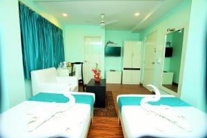 Hotel Crestwood, Hotels  Kalkutta - big - 29