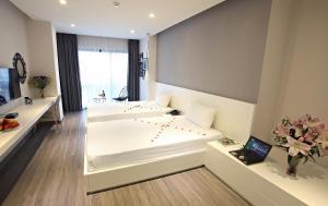 Hanoi Ping Luxury Hotel, Hotely  Hanoj - big - 73