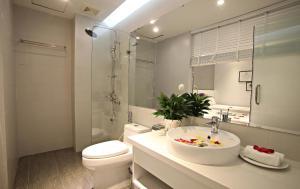 Hanoi Ping Luxury Hotel, Hotely  Hanoj - big - 79