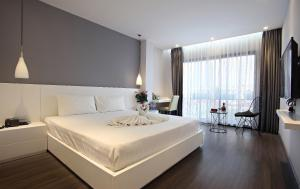 Hanoi Ping Luxury Hotel, Hotely  Hanoj - big - 48