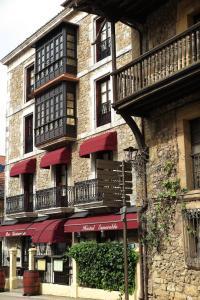 Hostal Esmeralda, Penzióny  Comillas - big - 1