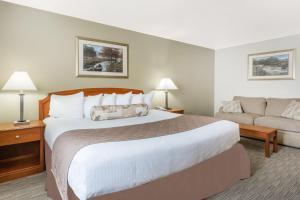 Ramada by Wyndham Ely, Hotels  Ely - big - 30
